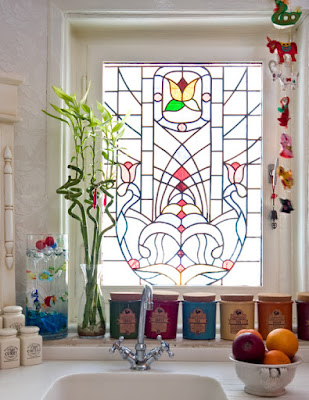Stained Glass Design, interior design