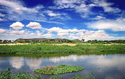 Thamirabarani River - தாமிரபரணி ஆறு