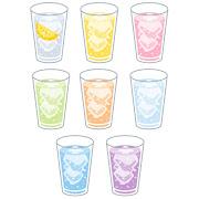 いろいろな炭酸飲料のイラスト