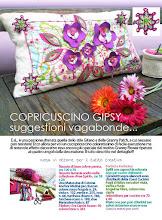 Scheda Creativa in formato pdf:Copricuscino Vagabondo