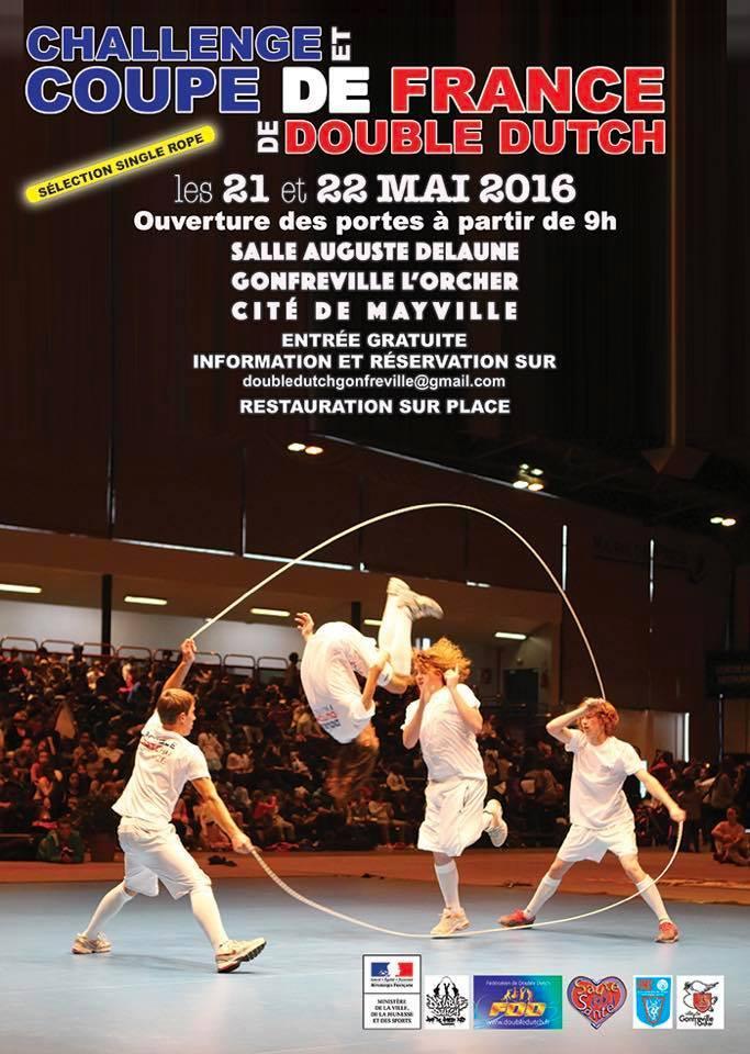 Championnat de France 2016 Gonfreville