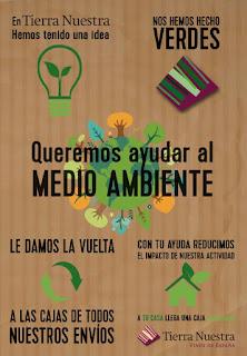 """""""Nos hemos hecho verdes"""", Tierra Nuestra"""