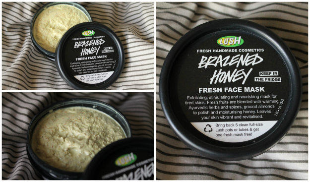 LUSH fresh face mask review