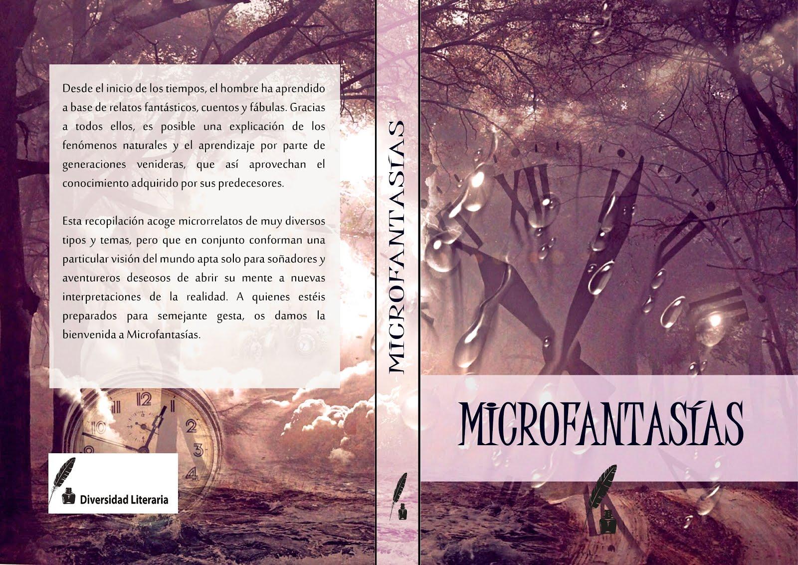 """ANTOLOGÍA """"MICROFANTASÍAS"""""""