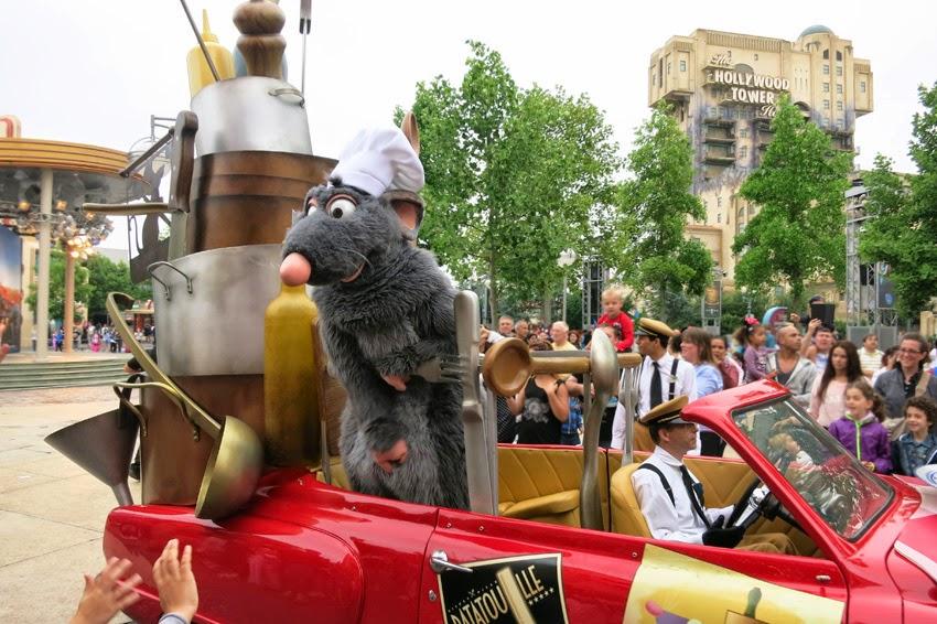 Chez Remy de Ratatouille en Disneyland Paris