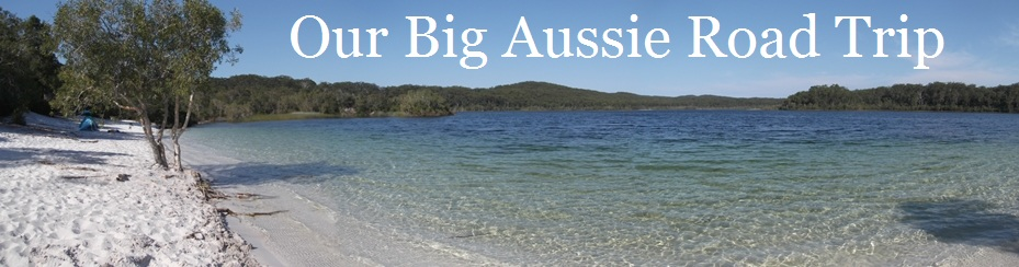 Our Big Aussie Road Trip