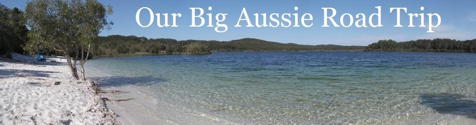 Our Big Aussie Road Trip