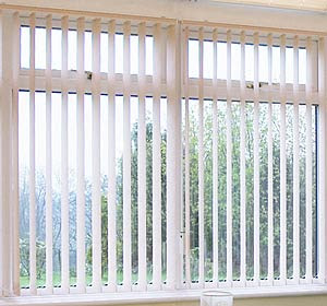 repair the vertical blinds