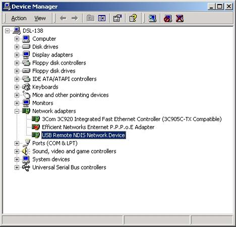 Ti Usb Remote Ndis Network Device Driver Download Windows 7