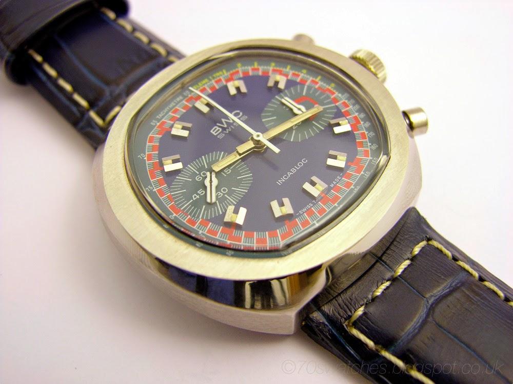 BWC Super Compressor Diver (Butex Watch Company) - Ticktage
