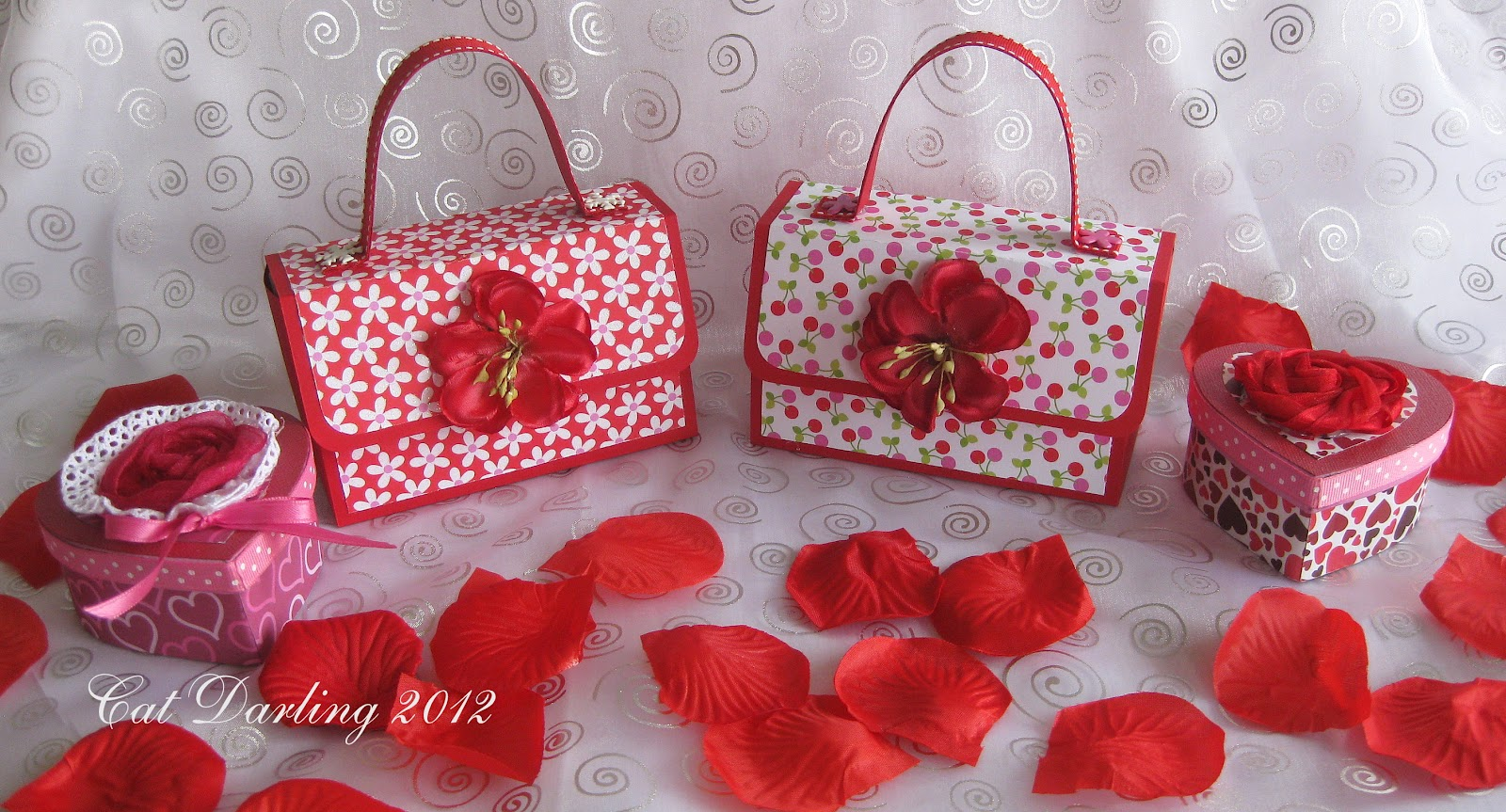 Cat\'s Crafty Corner: More Sweet Treats for Valentine\'s Day!