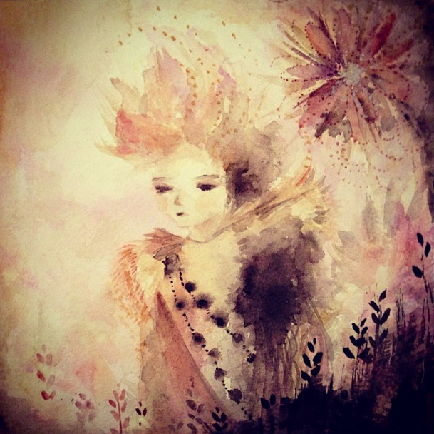 Magical Painting by nicole Piar