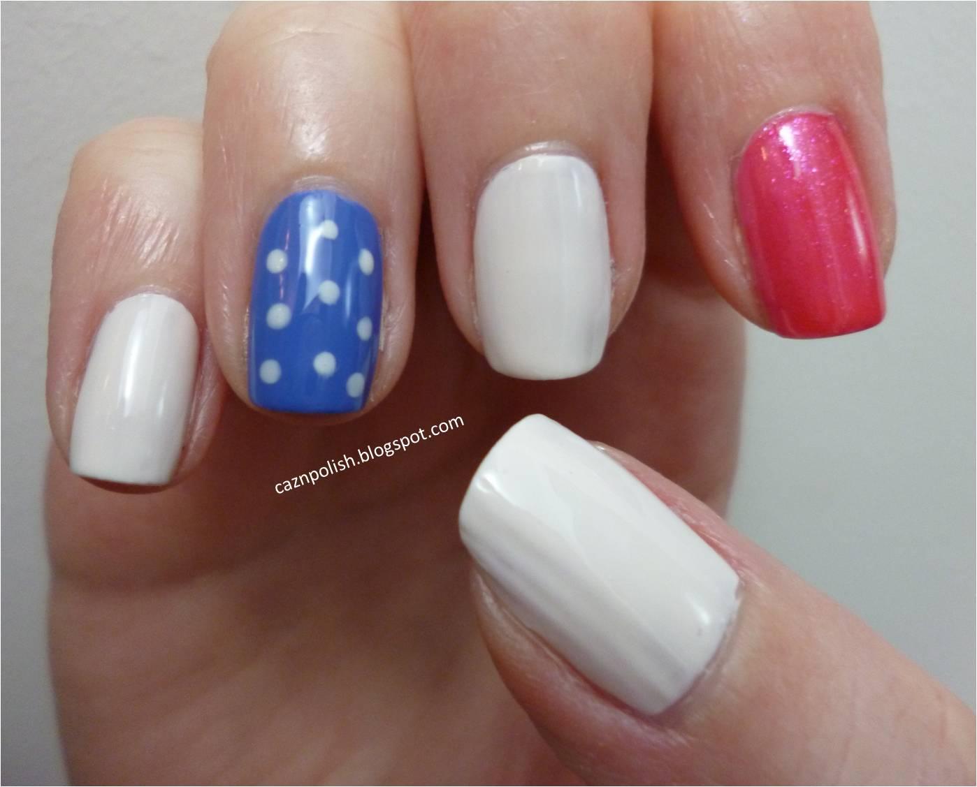 caz 'n' polish | Dotty Vintage Nails