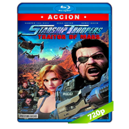 Starship troopers: Traidor de Marte (2017) BRRip 720p Audio Dual Latino-Ingles