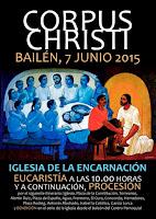 Bailén - Corpus Christi 2015