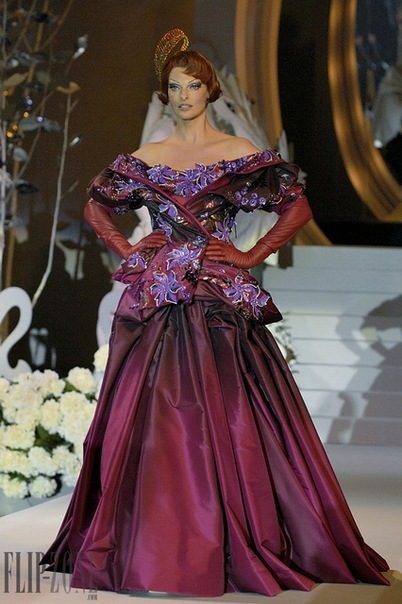Christian dior couture collection spring 2013 rachael for Haute couture pronounce