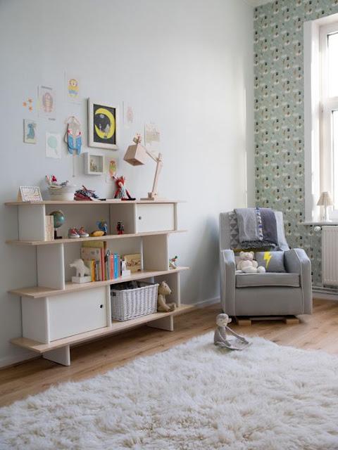 Habitaci n infantil n rdica decoraci n for Habitacion infantil nordica