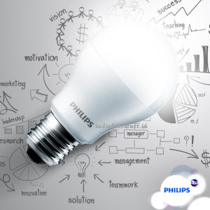 Buy Philips LED Bulbs upto 55% off + 30% off + 40% Cashback on Rs. 400