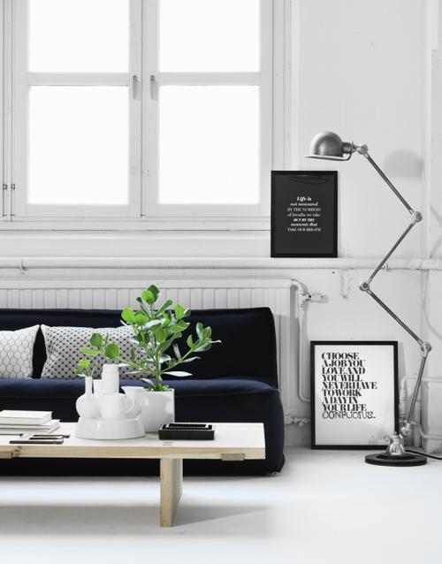 Bycarolineheiberg: bolig indretning.