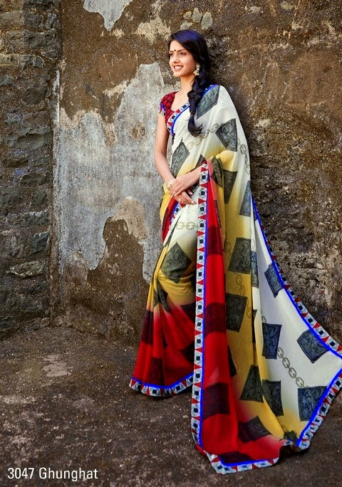KABIREE Designer Sarees 2014