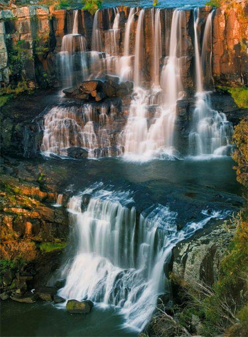 Ebor Falls,Australia
