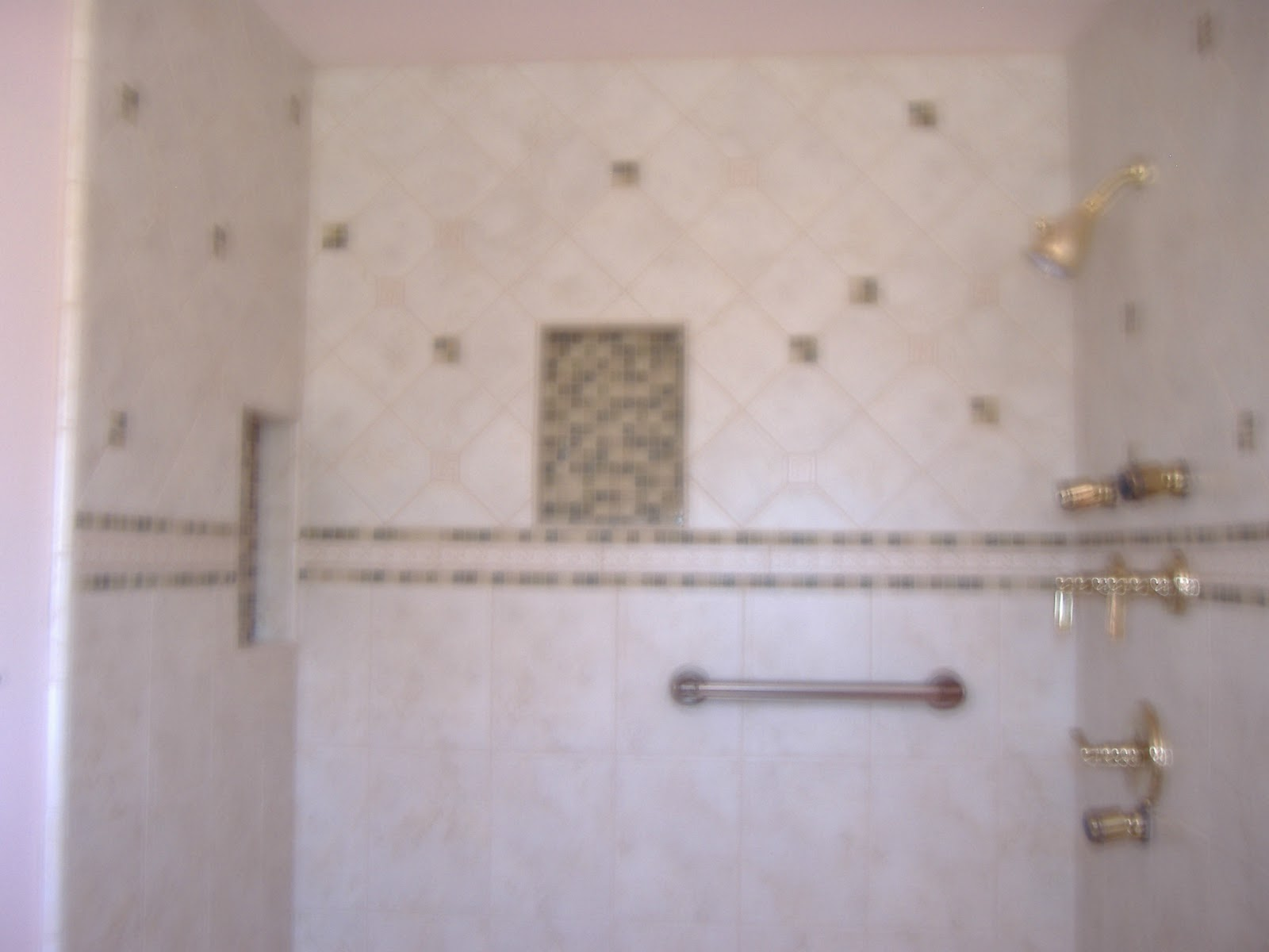 Bud S Ceramic Tile And Marble Buiding A Shower