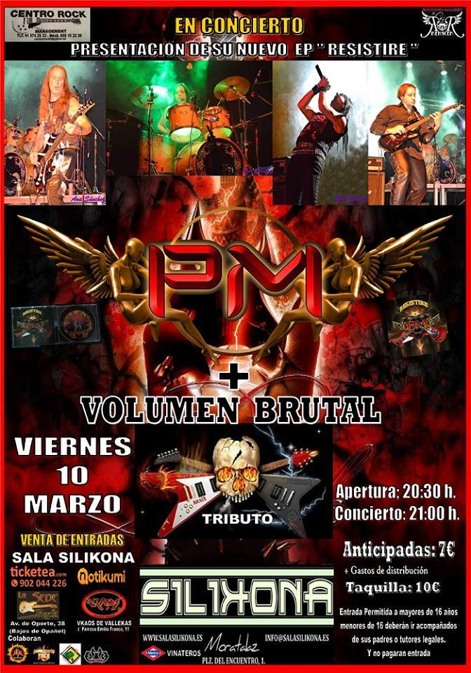 PM + Volumen Brutal