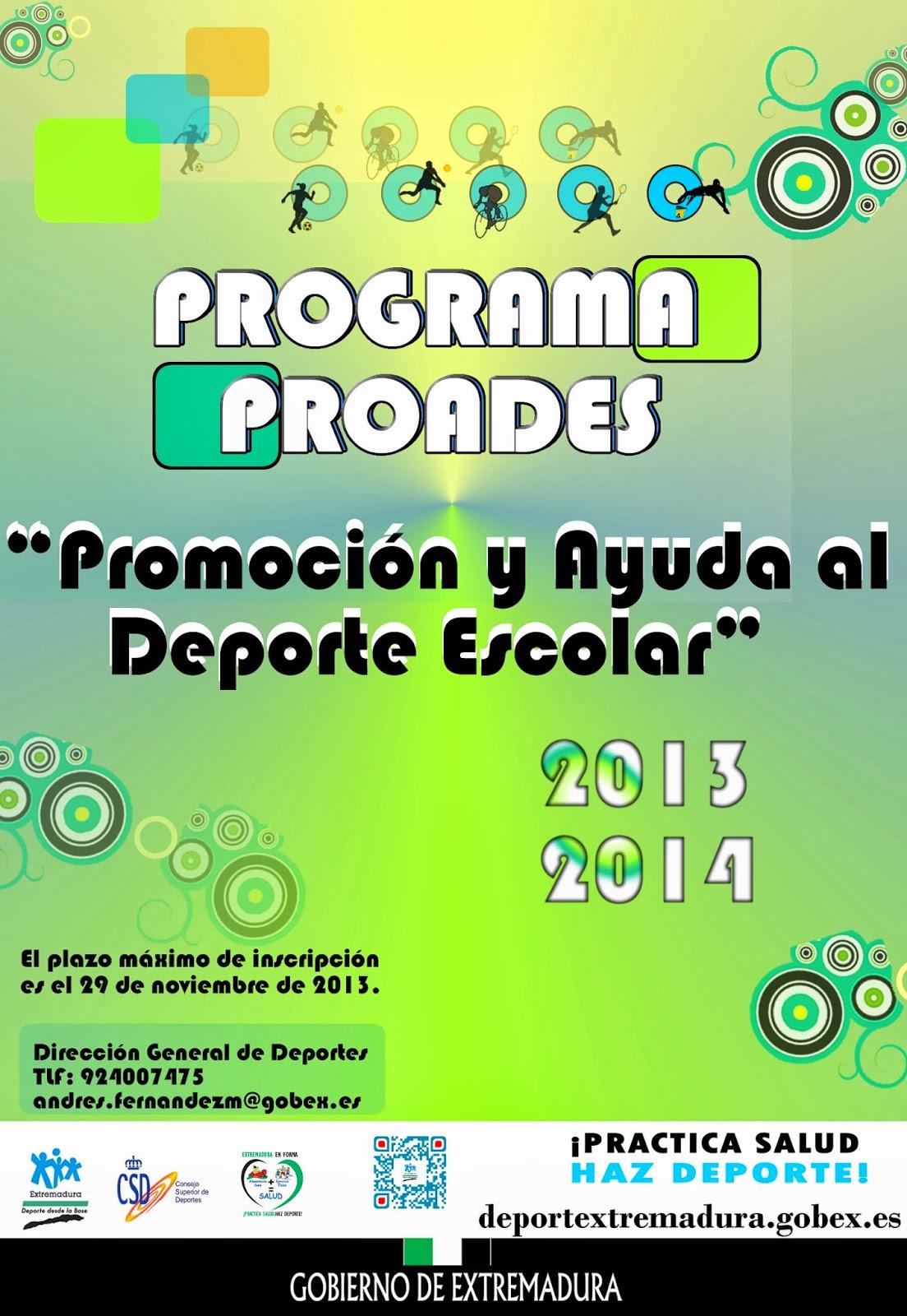 http://deportextremadura.gobex.es/index.php/actualidad/722-proades-2014
