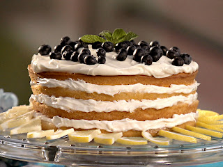 Special Lemon Blueberry Cake Recipes