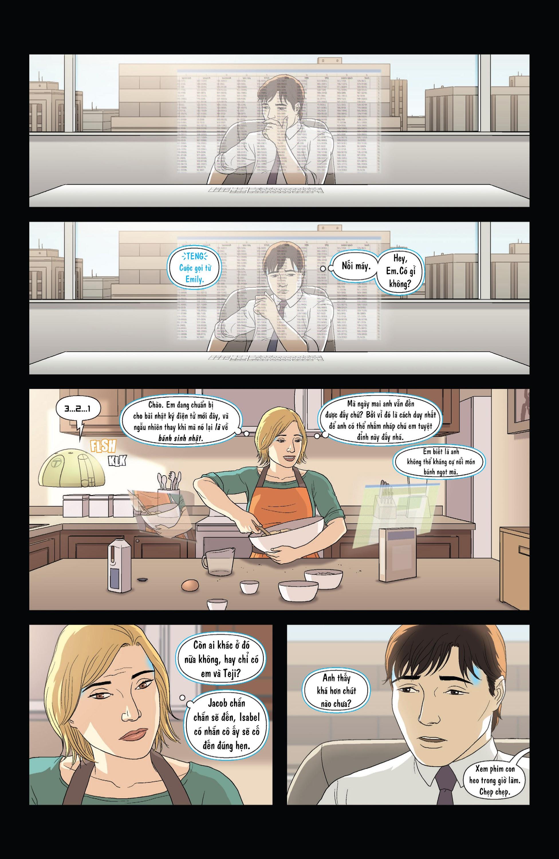 TruyenHay.Com - Ảnh 8 - Alex + Ada Chap 1