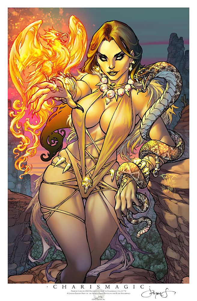 Aspen Comics Announces Phoenix Comic Con 2013 Exclusives