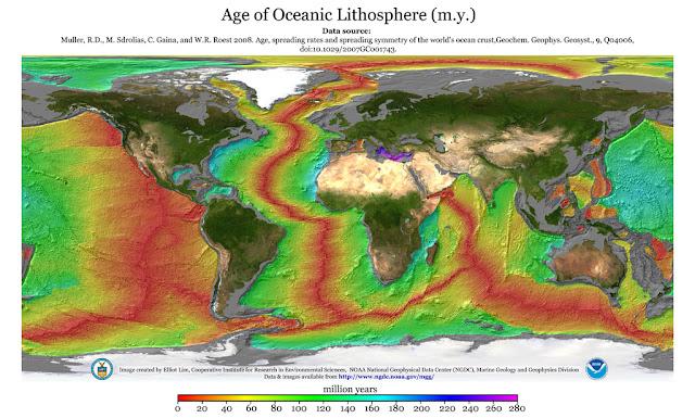 oceanos continentes corteza terrestre argumento antropico creacionismo diseño inteligente