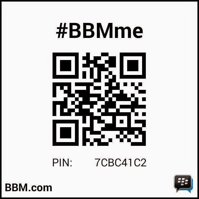 Barcode Scan BBM