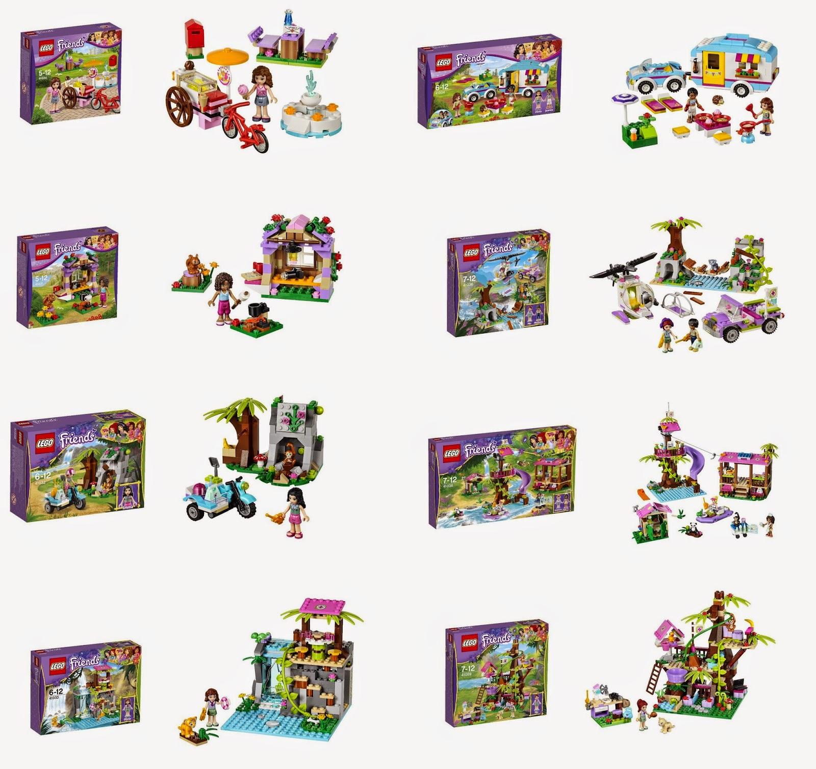 LEGO Friends 2014 - MojeKlocki24.pl