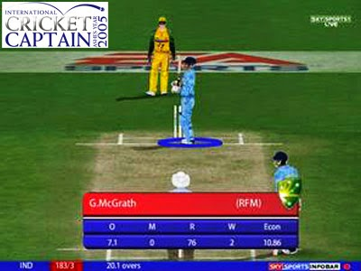 cricket games for pc full version 2011