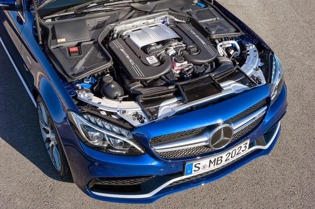 Mercedes C63 AMG Estate 2015 صور سيارات: مرسيدس سي 63 اي ام جي استيت 2015