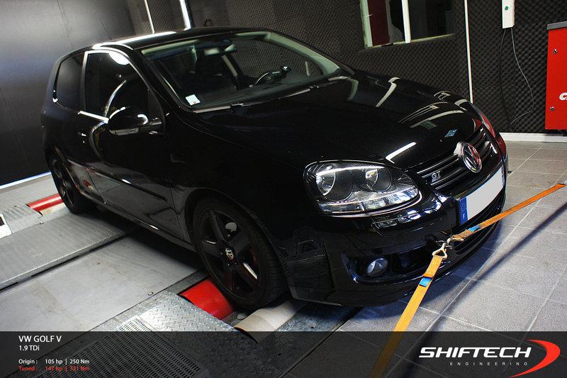 vag reprog golf 5 tdi 105 reprog shiftech 145ch 320nm shiftech car performance. Black Bedroom Furniture Sets. Home Design Ideas