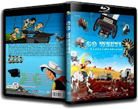 Go West A Lucky Luke Adventure 2007