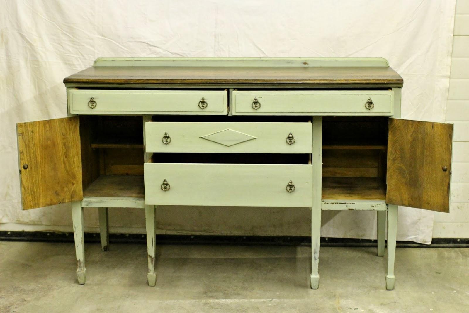 laurel 39 s attic craftsman buffet sideboard sold. Black Bedroom Furniture Sets. Home Design Ideas