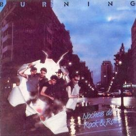 BURNING - Noches de rock and roll