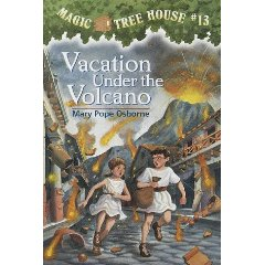 Vaction Under the Valcano by Mary Pope Osborne