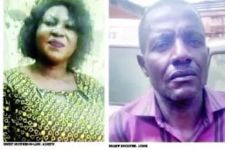 She tempted me by always sitting half-naked before me'' - Man who impregnated his mother-in-law confesses, says it's the devil's work