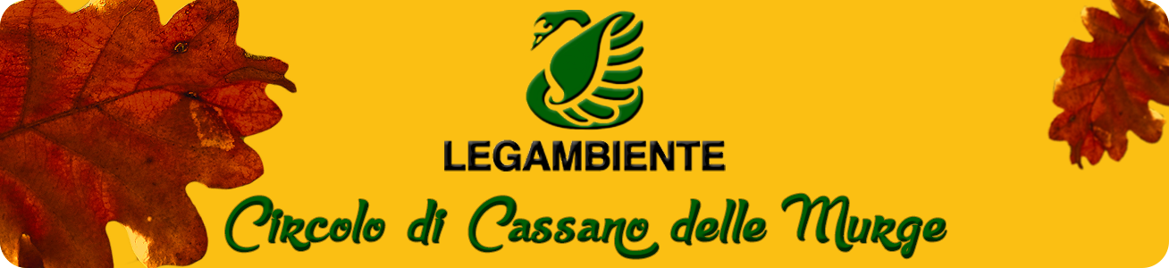 Legambiente - Cassano delle Murge