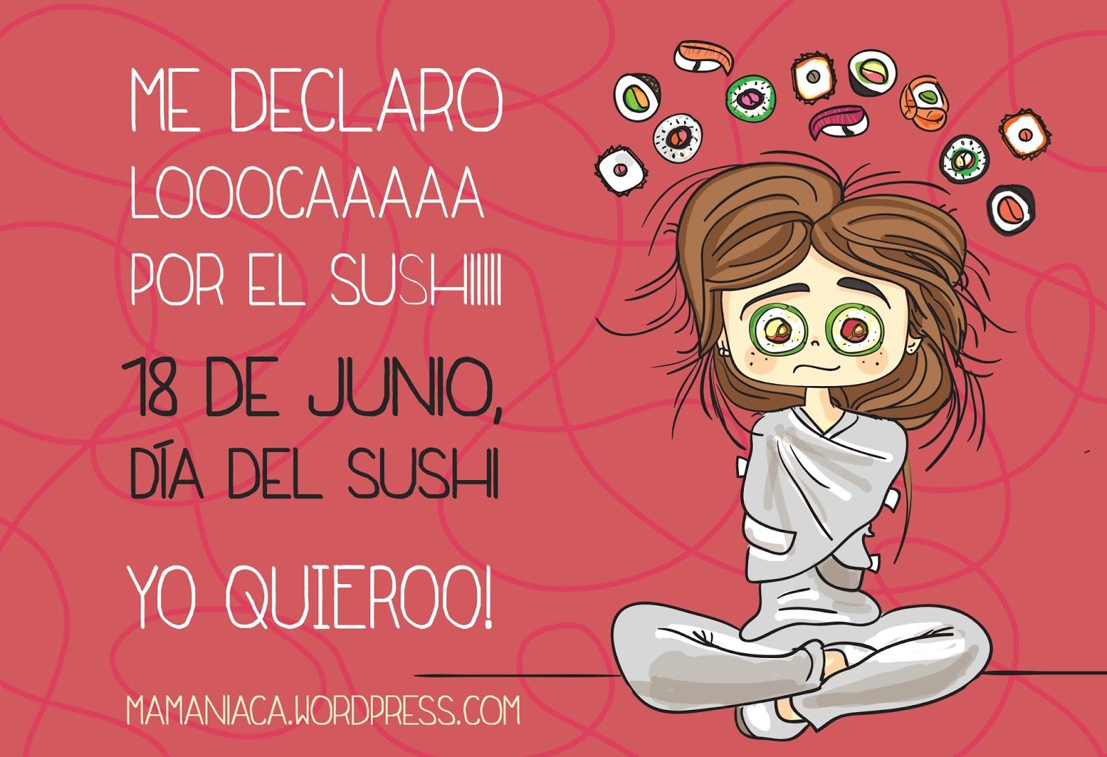 Día Internacional Sushi