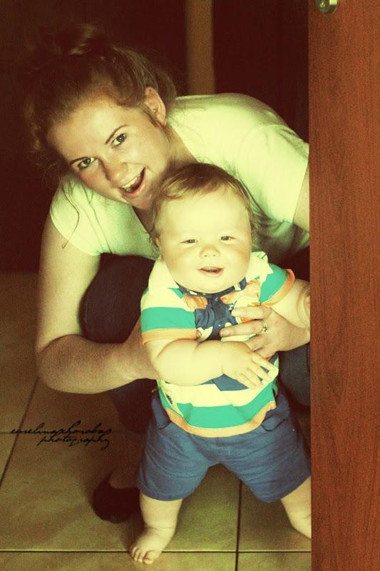 fotografia Ewelina Choroba, uśmiech, dziecko, baby, smile, dziecko z ciocią
