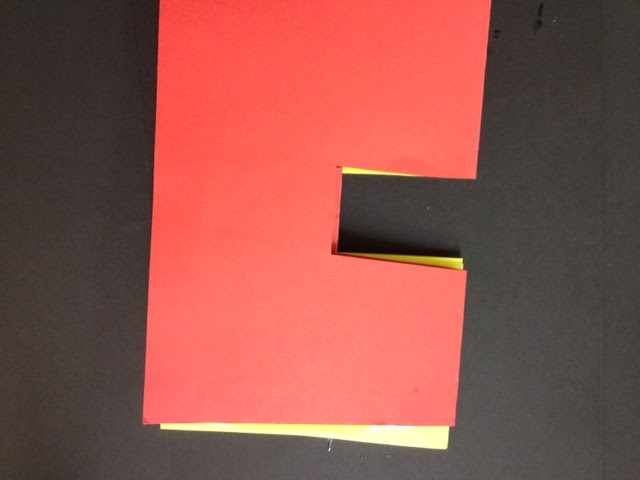 Make Book Cover Construction Paper : Kinder journey how to make a pop up book