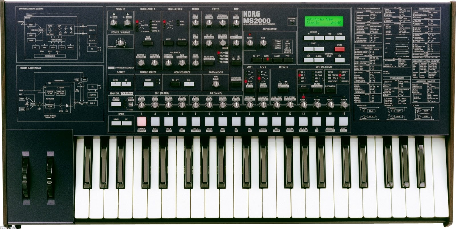 A Korg R3 That Exceeds In Sound Quality Embedded Systems Xfmr Diy Projects Didn39t You Used To Circuitbend On The Second Track I Loaded Some Ms2000 Patches Converted Format Notice Excellent With Rich Content