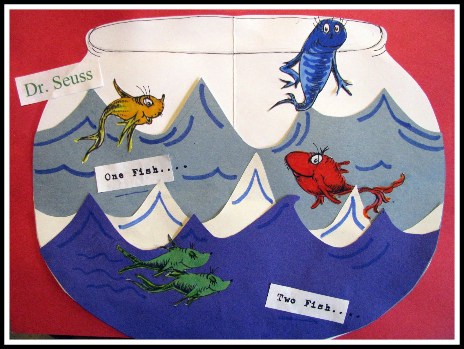 plateau art studio dr seuss fish bowl