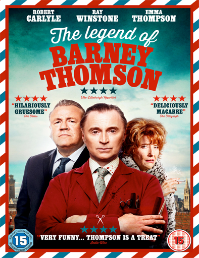 Ver The Legend of Barney Thomson (2015) Online