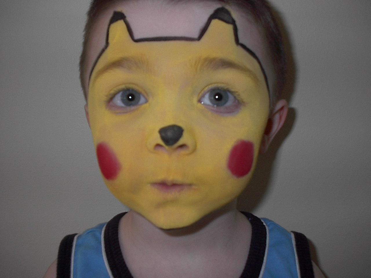 Cómo hacer un disfraz casero de pikachu